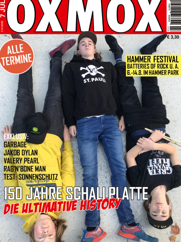 OXMOX Juli 2021 (Print)