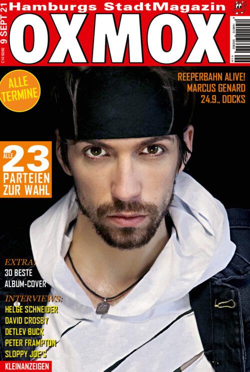 OXMOX September 2021 (Print)